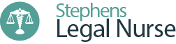 Stephens Legal Nurse Logo